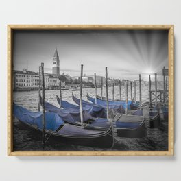 VENICE Idyllic Grand Canal Serving Tray