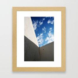 Moroccan Sky Framed Art Print