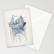 Dry Dock II Stationery Cards