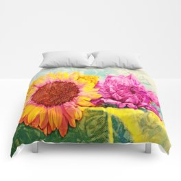 Girlfriends of Summer Comforters