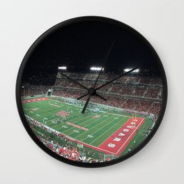 TDECU Stadium Wall Clock