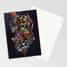 Floating Rock Stationery Cards