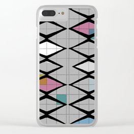 heights Clear iPhone Case