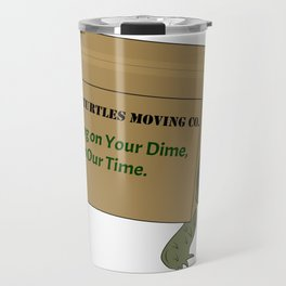 Boxed Turtles Moving Co. Travel Mug