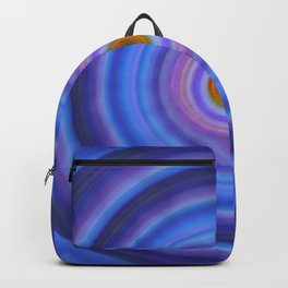 Life Light - Abstract Art By Sharon Cummings Backpack