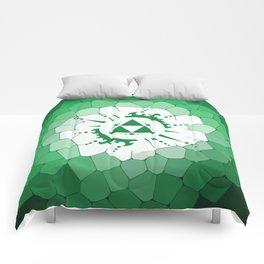 Legend Of Zelda Triforce Comforters