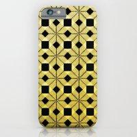 Golden Snow Slim Case iPhone 6s