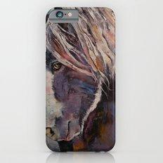 Highland Pony iPhone 6s Slim Case