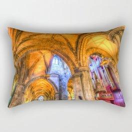St Giles Cathedral Edinburgh Scotland Rectangular Pillow