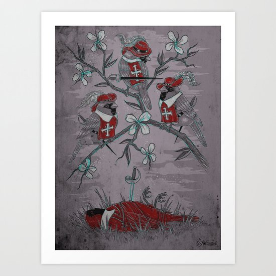 A Mission To Free A Country Art Print