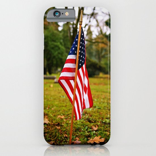 American symbolism iPhone & iPod Case