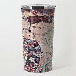 THE VIRGINS - GUSTAV KLIMT Travel Mug