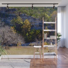 The Hill Country Wall Mural