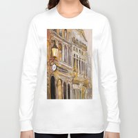 twilight Long Sleeve T-shirts featuring twilight by Oksana Ivanenko
