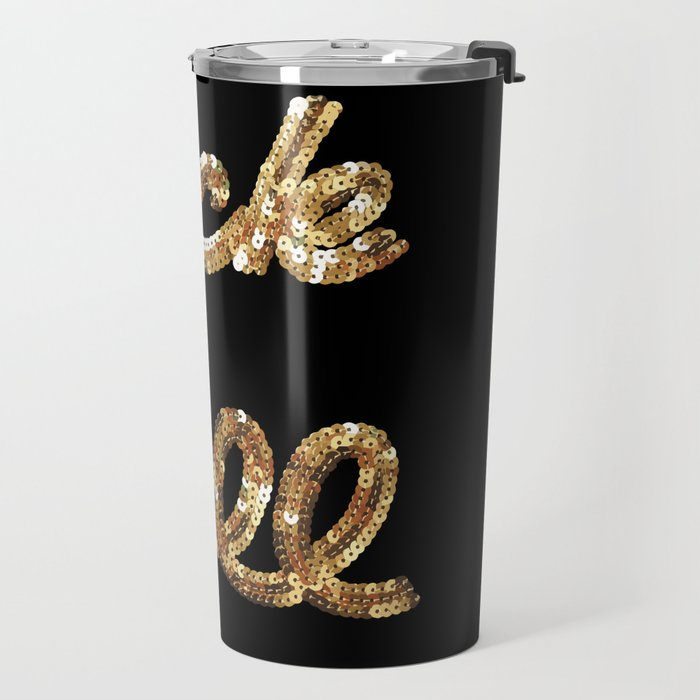 Rock & Roll Travel Mug