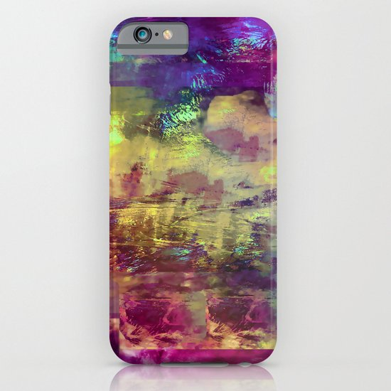 Vintage Abstract for IPhone iPhone & iPod Case