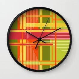 Citrus Sweet Wall Clock