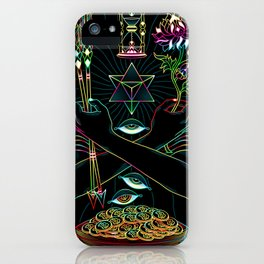 """""""Finances"""" by 2020 Theory iPhone Case"""