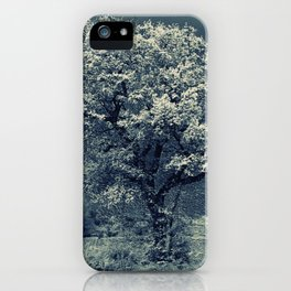 Infra Tree iPhone Case