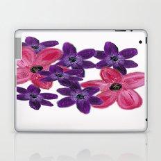 Cluster of Flowers Laptop & iPad Skin