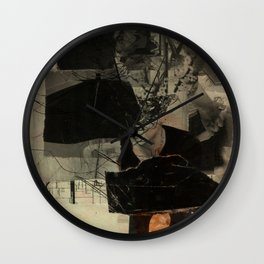 outlaws #5 Wall Clock