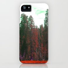 Red Meadow Slim Case iPhone (5, 5s)