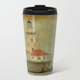 Old and wise light Travel Mug