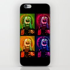 Cyclops JJJJesus iPhone & iPod Skin