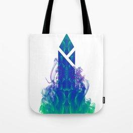 eye-fractal Tote Bag