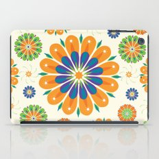 Flowersparkle iPad Case