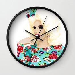 Katya Zamo, Jet Set Eleganza, RuPaul's Drag Race Queen Wall Clock