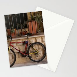 Bicycle Break Stationery Cards