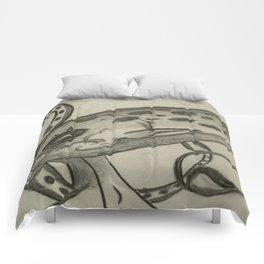 Sketch of the King Kraken Comforters
