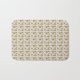 Bearded Dragon pattern Bath Mat