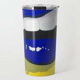 Blue Attitude Travel Mug