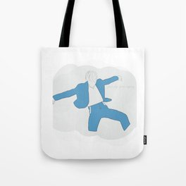 just stop your crying  Tote Bag