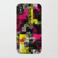 contemporary iPhone & iPod Cases featuring Contemporary Geometric by Idle Amusement