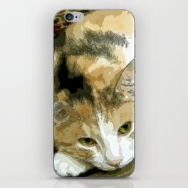 My book Collection Peanut & Lily iPhone Skin