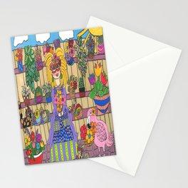 Maisie's Secret Garden Stationery Cards