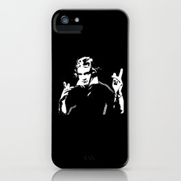 Beethoven Fighter iPhone Case
