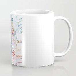 doodle girl Coffee Mug