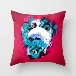 In Circle - II Throw Pillow