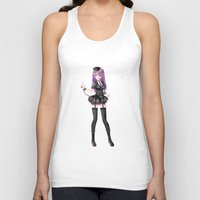 abyss Tank Tops featuring Abyss by CecilliaLacroix