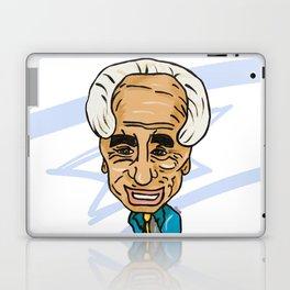 Shimon Peres Laptop & iPad Skin