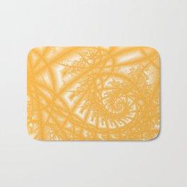 Venetian Lace in Gold Bath Mat