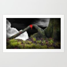 The Magic Of Nature Art Print