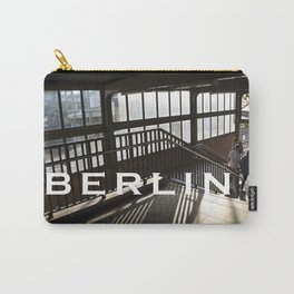 Suburban Railway Station of East Berlin Carry-All Pouch