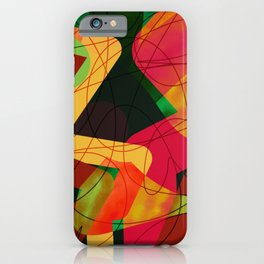 Bowling Alley iPhone Case
