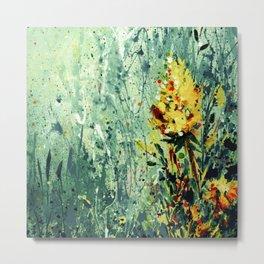Floral Dream 2b by Kathy Morton Stanion Metal Print