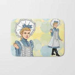 Alice Bonnet Bath Mat